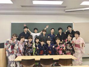 7/4(木)浴衣デーのお知らせ